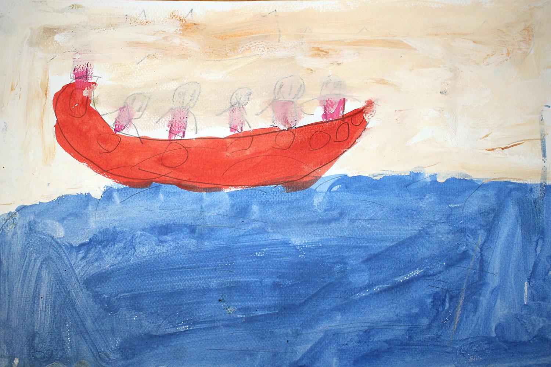 Geschichte des Meers, Fasahat